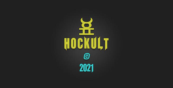 """end credits """"Hockult © 2021"""""""